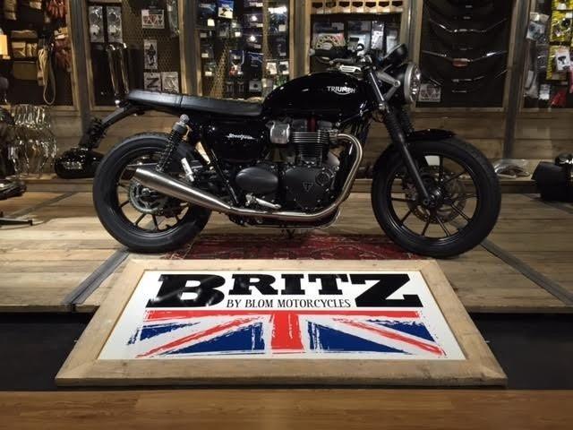 Britz-modellen