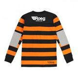 ROEG Jeff Jersey oranje/zwart_