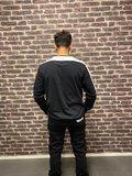 ROEG sandy sweat jersey zwart/wit_