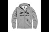 Triumph Lavenham Grey vest _