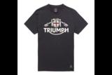 Triumph Hale t-shirt zwart _