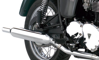 Accessory silencers voor T100