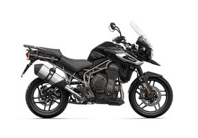 Tiger 1200 XR Jet Black