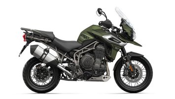Tiger 1200 XCX Mat Khaki Green