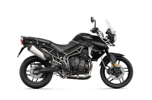Tiger 800 XR Jet Black