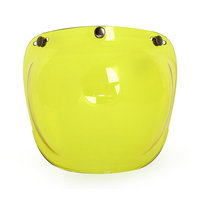 ROEG BUBBLE VISOR FOR JETT HELMET YELLOW