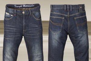Heritage Denim motor jeans Triumph Heren