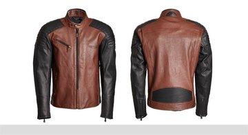 Higham jacket leer