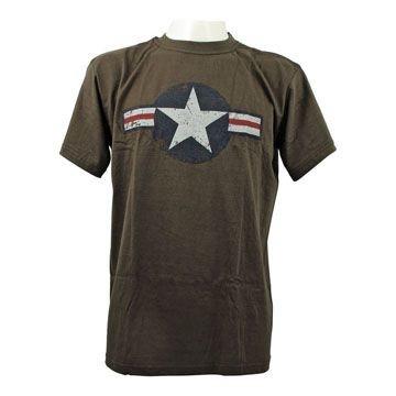 Air Force Starts & Bars T-shirt