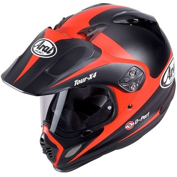 Arai Tour X4 Route Red