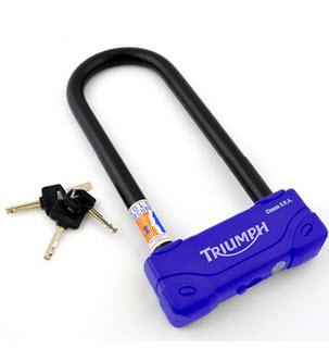 Triumph D Lock