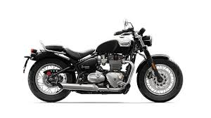 Bonneville Speedmaster Fusion White/ Phantom Black
