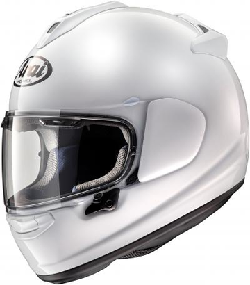 Arai chaser Diamond White maar XS