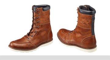 Stoke Tan boots