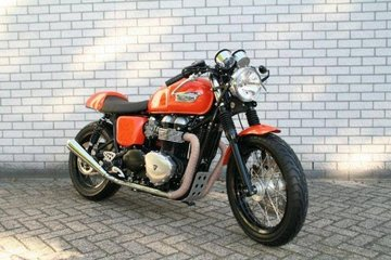 Thruxton Orange special