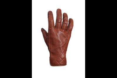 Triumph banner handschoenen bruin