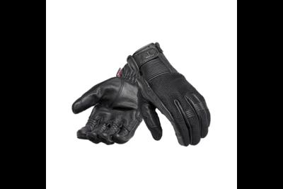 Triumph Black Raven Mesh handschoenen