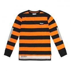 ROEG Jeff Jersey oranje/zwart