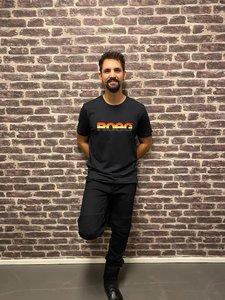 ROEG t-shirt rainbow