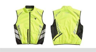 Bright vest new
