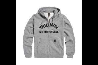 Triumph Lavenham Grey vest