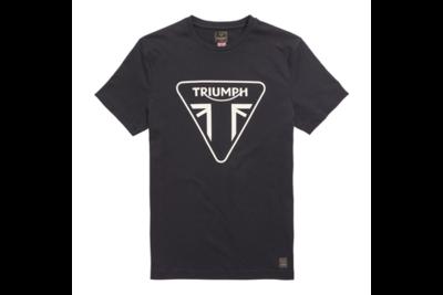 Triumph Helston t-shirt zwart