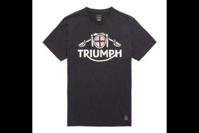 Triumph Hale t-shirt zwart